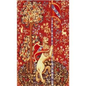 Le lion tapisserie de la dame la licorne - La tapisserie de la dame a la licorne ...